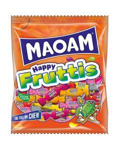 Haribo Maoam Happy Fruttis hedelmätoffee 375g