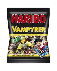 Haribo Vampyrer Lepakot viinikumi 375g