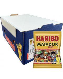 Haribo Matador Mix 120g x 18pss