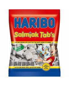 Haribo Salmiak Tabs salmiakki 120g