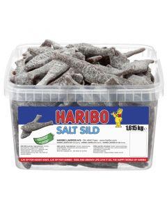 Haribo Salt Sild salmiakki 1,615kg