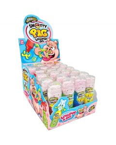 JohnyBee Snotty Pig Lollipop Gel 40g x 24kpl