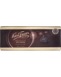 Karl Fazer 47% Tumma Exclusive Edition suklaalevy 250g