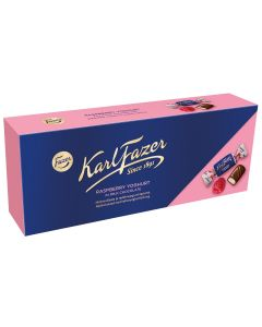 Karl Fazer Raspberry Vadelmajugurtti suklaakonvehti 270g
