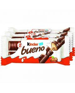 Kinder Bueno suklaapatukka 43g x 3-pack