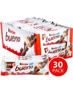 Kinder Bueno suklaapatukka 43g x 30kpl