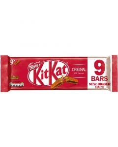 Nestle KitKat suklaavohveli 9-pack
