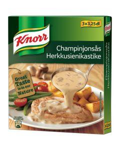 Knorr herkkusienikastike 3x3,25dl