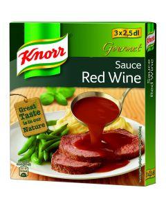 Knorr Punaviinikastike 3x3,25dl
