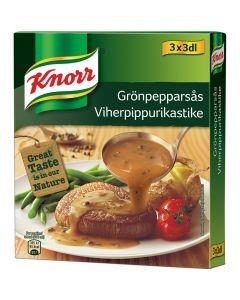 Knorr Viherpippurikastike 3x3dl