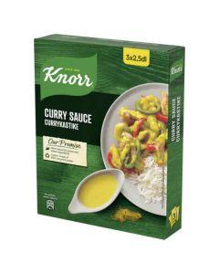 Knorr Currykastike 3 kpl x 21g