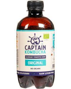 CAPTAIN Kombucha Original Organic 0,4l (pet)