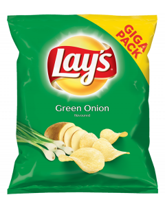 Lays Green Onion