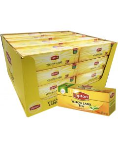 Lipton Yellow Label musta tee 800pss (32 x 25pss)