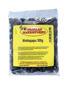 Makeistukun Mokkapapu 300g