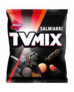 Malaco TV Mix Salmiakki 280g