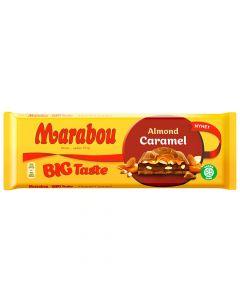 Marabou Big Taste Almond Caramel suklaalevy 300g