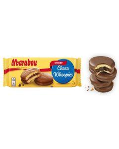 Marabou Choco Whoopies leivoskeksi 175g