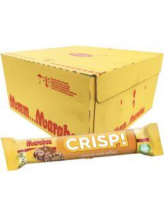 Marabou Crispy Peanut suklaapatukka 60g x 25kpl