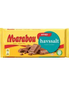 Marabou Havssalt merisuola suklaalevy 185g