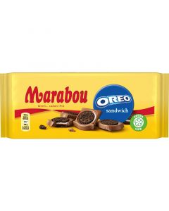 Marabou Oreo Sandwich suklaalevy 92g