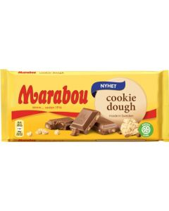 Marabou Cookie Dough suklaalevy 185g