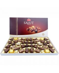 Mauxion Salut suklaakonvehteja 400g