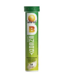 Sana-sol Vahva B-Energy 15 poretablettia