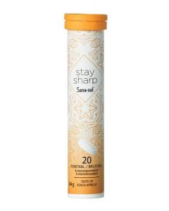 Sana-sol Stay Sharp B-vitamiiniporetabletti 20 kpl