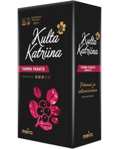 Meira Kulta Katriina tumma paahto suodatinkahvi 500g