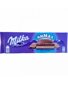 Milka MMMAX Choco & Wafer suklaalevy 280g