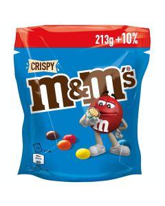 M&M Crispy suklaarakeet 235g