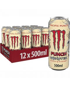 Monster Pacific Punch energiajuoma 500ml x 12-pack