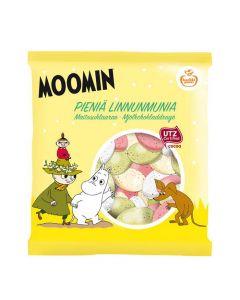 Moomin Pieniä Linnunmunia maitosuklaarae 130g