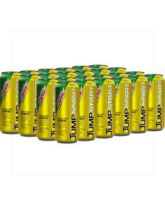 Mountain Dew Jumpstart Citrus energiajuoma 440ml x 24 kpl
