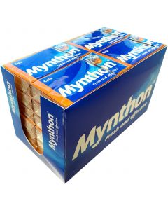 Mynthon Cola kurkkupastilli 31g x 24 askia