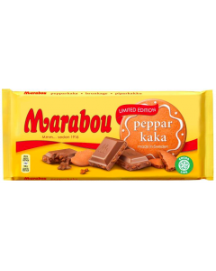 Marabou Pepparkaka Limited Edition suklaalevy 185g