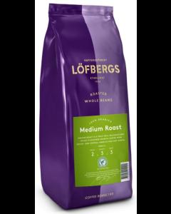 Löfbergs Lila papukahvi 1,0kg Medium Roast