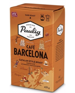 Paulig Café Barcelona 425 g suodatinjauhettu kahvi