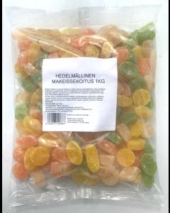 Hedelmällinen Makeissekoitus 1 kg
