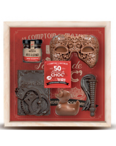 SEX Pack Suklaarasia 200g