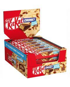 Nestle Kitkat Chunky Cookie Dough suklaapatukka 42g x 24kpl