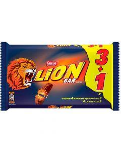 Nestle Lion suklaapatukka 4-pack 168g