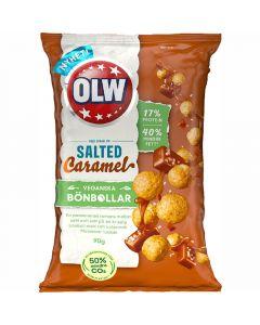 OLW Salted Caramel Bönbollar härkäpapupallot 90g