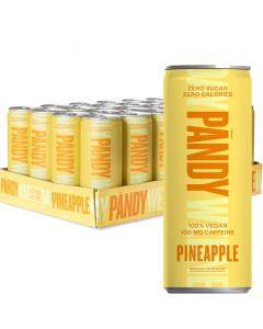 Pandy Pineapple energiajuoma 330ml x 24-pack