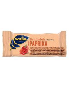 Wasa Sandwich 37g juusto & paprika