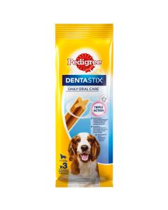 Pedigree DentaStix Medium 3kpl (77g)