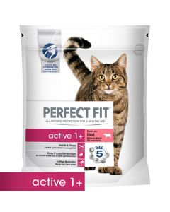 Perfect Fit Active nauta kissanruoka 750g