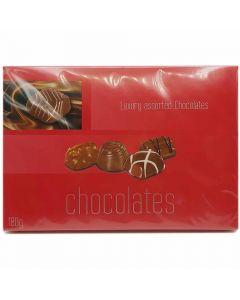 Piasten suklaakonvehtilajitelma 180g