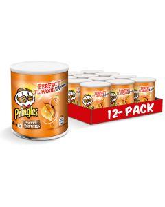 Pringles Paprika perunalastu 40g x 12kpl